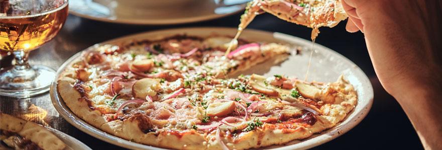 Bons plans pizzerias italiennes à Grenoble